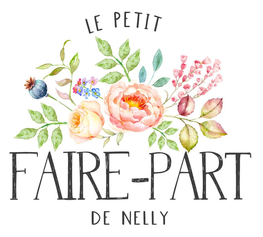 Le Petit faire-part de Nelly
